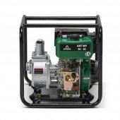 Antrac Wp50-30 Dizel Su Motoru İpli 2 Parmak