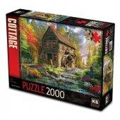 KS PUZZLE 2000 PARÇA MILL COTTAGE 11476-2767