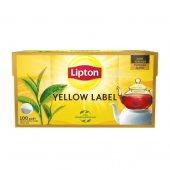 Lipton Yellow Label Tea Demlik Poşet Çay 100lü