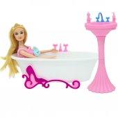 Sunman Alisha Bebeğin Banyo Keyfi
