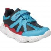 Vicco 346.F19K.133 Filet Phylon Mavi Çocuk Spor Ayakkabı