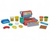 Hasbro Play-Doh Market Kasası Oyun Seti E6890 (1 Adet)