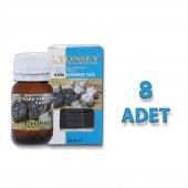 Lyonsey Professional Kara Sarımsak Yağı 20 ml x 8 Adet