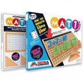 REDKA Mat-1 Zeka Mantık Ve Strateji Oyunu Akıl Oyunları