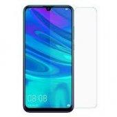 Huawei Y 7 2018 BEYAZ Kırılmaz Cam Ekran Koruyucu 6D