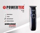 Powertec Tıraş Makinesi 4 Başlıklı Tr-858