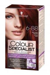 Colour Specialist Yoğun Kızıl 6-88 Saç Boyası