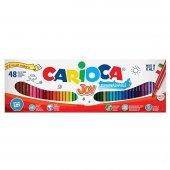 Carioca Joy Süper Yıkanabilir Keçeli Boya Kalemi 48li 41020