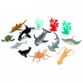 Okyanus Hayvanları Seti 13 Parça
