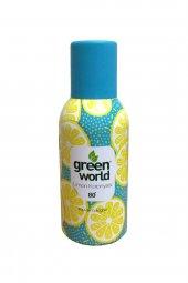 Green World Sprey Limon Kolonya 150 ml