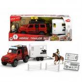 203838002 HORSE TRAİLER SET