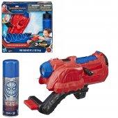 E5364 SpiderMan Ağ Kasırgası Fırlatıcı /Spider-Man +4 yaş