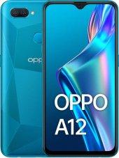 Oppo A12 32 GB (Oppo Türkiye Garantili) - Mavi