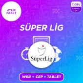 beIN Connect Süper Lig Paketi - 1 Aylık 3 Ekran