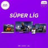 beIN Connect Süper Lig Paketi - 1 Aylık 4 Ekran