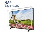 Etiasglass 58'' Tv Ekran Koruyucu/Ekran Koruma Camı