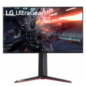 LG 27GN950-B 27 inc UltraGear 4K UHD Nano IPS 1ms 144Hz G-Sync Gaming Monitör
