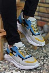 Erkek Hafif Taban Günlük Sneaker Ayakkabı Conterner 03