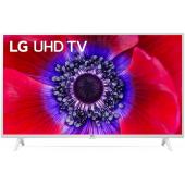LG 49UN73903LE 49 inc 123 Ekran Uydu Alıcılı 4K Ultra HD Smart Beyaz LED TV