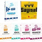 Tonguç Akıl Fikir Mektebi TYT Sayısal Set + Deneme + Tekrar