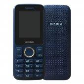 Hiking X11  Tuşlu Cep Telefonu (Hiking Türkiye Garantili)Mavi