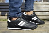 DAKKA Erkek CİLT Günlük Sneaker Spor ayakkabı  Tabanlı