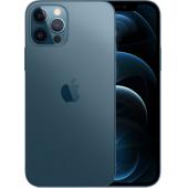 iPhone 12 Pro Max 128 GB PACİFİC BLUE( Apple Türkiye Garantili )