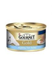 Gourmet Gold Kıyılmış Ton Balıklı Kedi Konservesi 85 Gr x 24 Adet