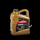 Lubrimax 10W40 (4 Litre) MOTOR YAĞI 2021 Üretim