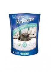 Perlinette Yetişkin ve Hassas Kediler İçin Kalın Kristal Kum (4.4lt) 1,8 kg