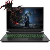 """HP Pavilion 15-EC1004NT 1U6A9EA Ryzen5 4600H 8GB 512SSD GTX1650Ti 15.6"""" Freedos FullHD Taşınabilir Bilgisayar"""