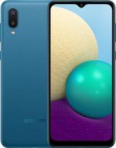 Samsung Galaxy A02 32GB Mavi Cep Telefonu (Samsung Türkiye Garantili) A022F BLUE