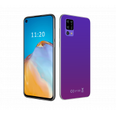 Cep Telefonu Hiking A23 128 GB Purple Blue ( MOR MAVİ )