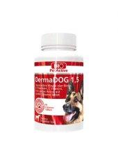 Bio Pet Active Dermadog 1,5 Çinko Sarımsaklı Mayası Tableti 150 Gr 100lü