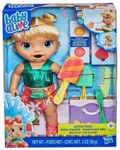 Baby Alive Bebeğimle Yaz Eğlencesi Sarışın F1680
