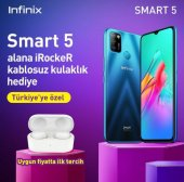 Infinix Smart 5 ( Infinix Türkiye Garantili )