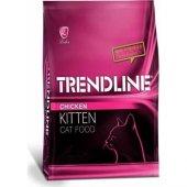Trendline Tavuk Etli Yavru Kedi Maması 15 Kg