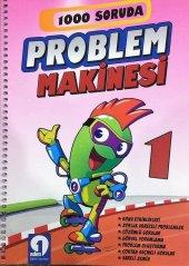 Bilgin Çocuk 1. Sınıf 1000 Soruda Problem Makinesi
