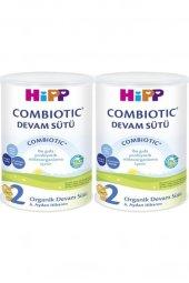 Hipp 350 Gr 2 Numara  Organik Combiotic Bebek Devam Sütü x2 Paket