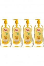 Dalin Klasik 900 ml 4lü Bebek Şampuanı