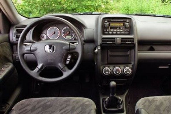 HONDA CR-V 1997-2004  9 PARÇA TORPİDO KAPLAMASI MAUN