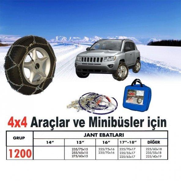 ZİNCİR TAKMATİK 4X4 410-60 (1200)