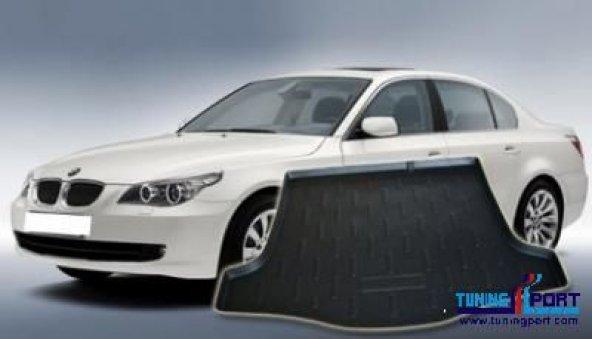 BMW 5 E60 SD 2003 - 2009 Bagaj HAVUZU SİYAH