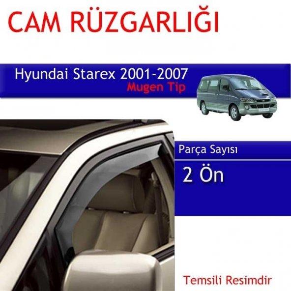 HYUNDAI STAREX 2001-2007  MUGEN TİP CAM RÜZGARLIĞI