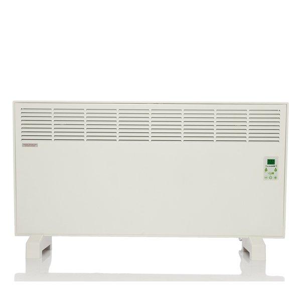 Vigo Dijital 2500 Watt Beyaz Elektrikli Panel Konvektör Isıtıcı EPK4590E25B