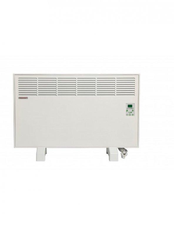 Vigo Dijital 1000 Watt Beyaz Elektrikli Panel Konvektör Isıtıcı EPK4570E10B