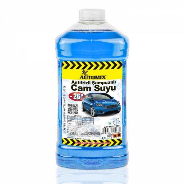 Automix Antifrizli Cam Suyu 2500ml