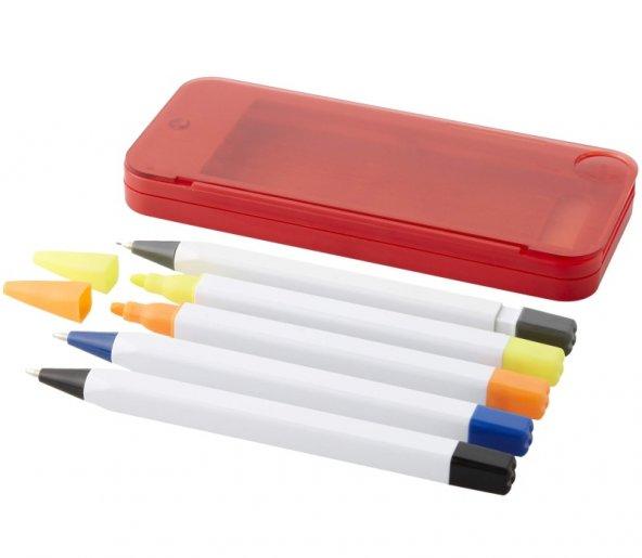 Pf Concept 10639301 Kalem Seti Kırmızı Kutulu