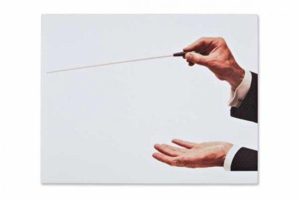 Orkestra Şefi Mousepad