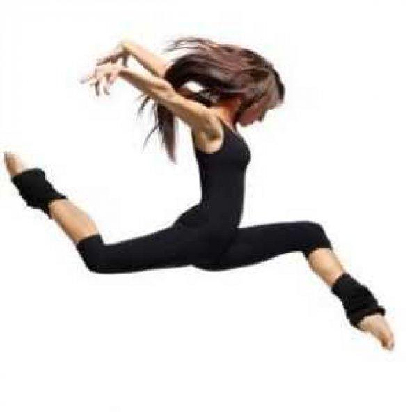 Modern Dans Dersi 1 Aylık